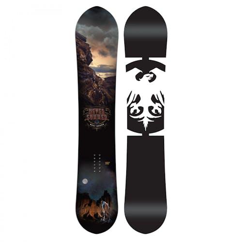Never Summer West BoundSnowboard Snowboard