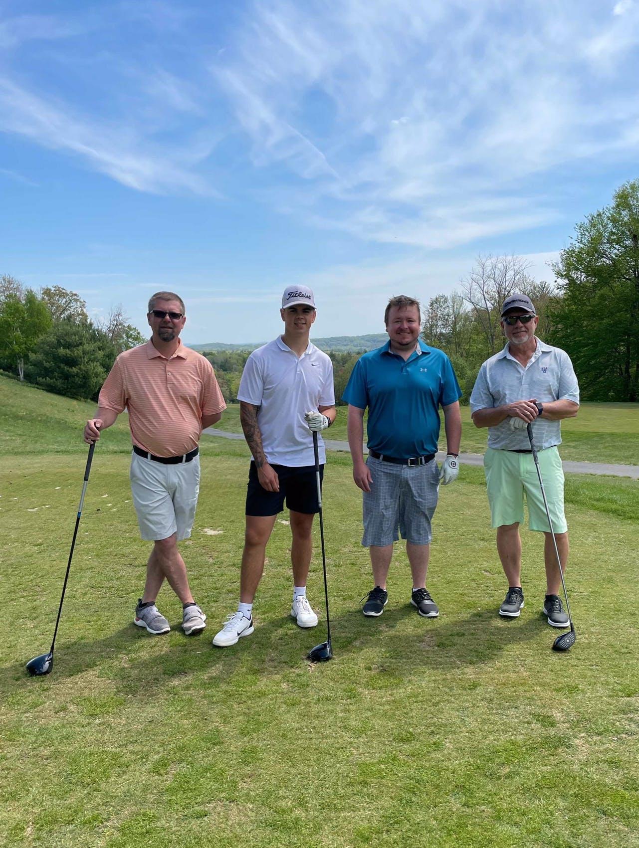 Golf Expert Kyle Enrique