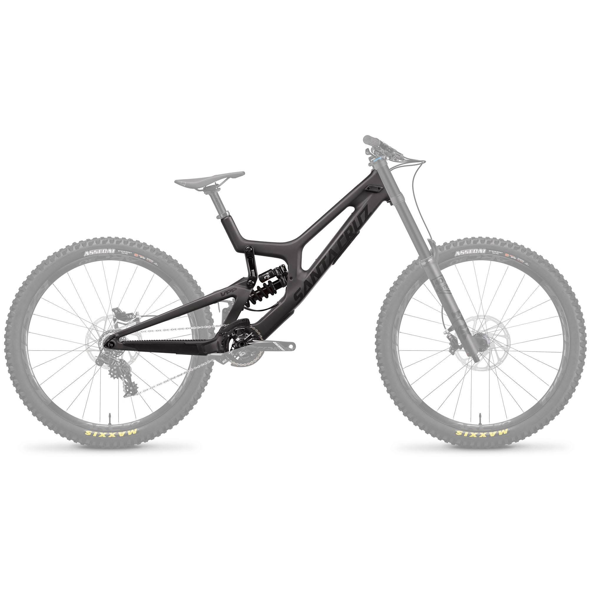 Santa Cruz V10 CC 27.5 Frameset Matte Carbon / MD