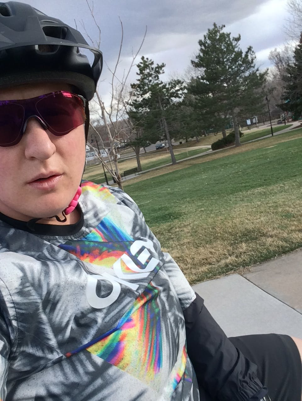 Cycling Expert Lisa C. she/they