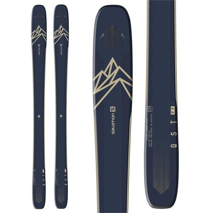 Salomon QST 99 Skis · 2020