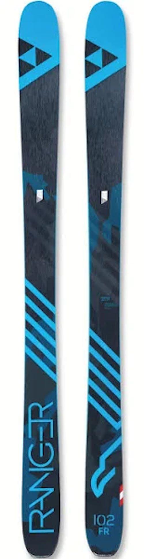 Fischer Ranger 102 FR Skis