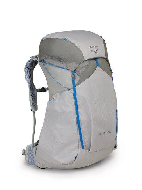 OSPREY - LEVITY 60 PACK - LARGE - Parallax Silver