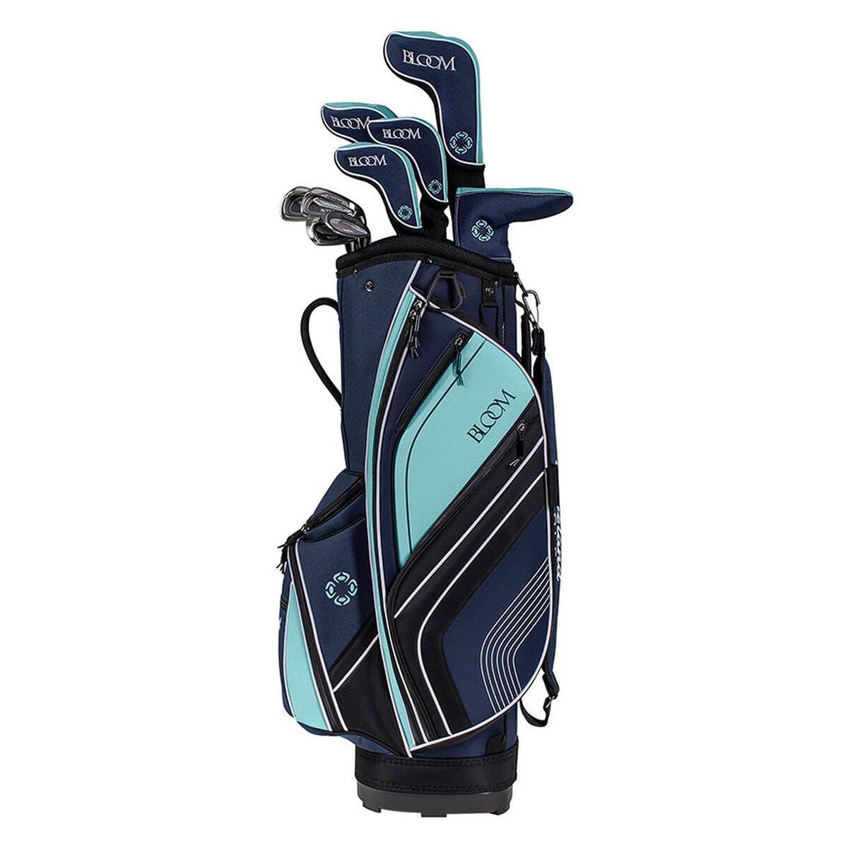 Cleveland Golf Bloom Women's Package Set - Navy/Mint Green