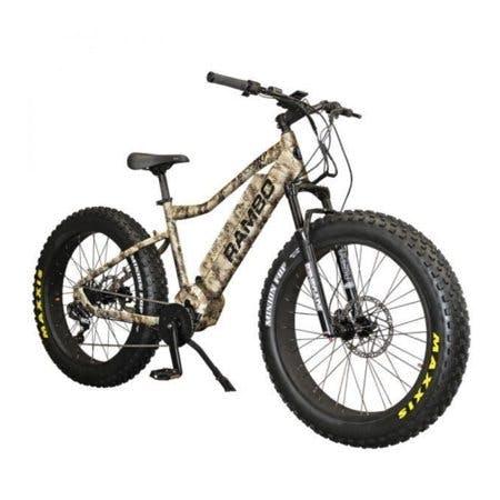 Rambo 1000XPC Xtreme Performance Electric Bike