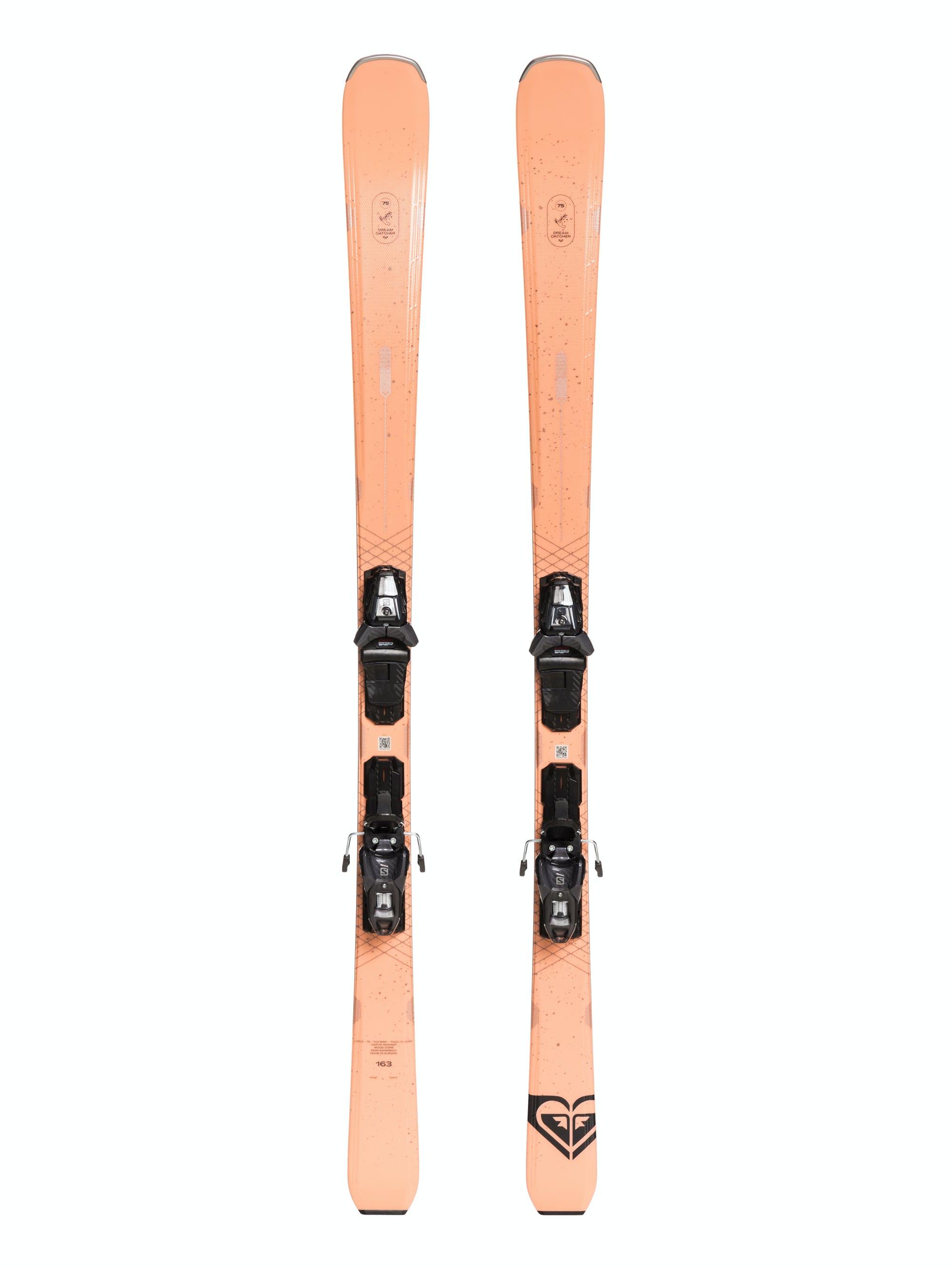 Roxy Dreamcatcher 75 Skis + E M10 Gw Bindings · 2021