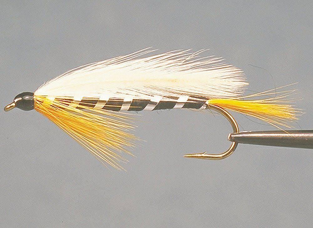Umpqua Streamer Flies Black Ghost 2 Pack Fishing 6