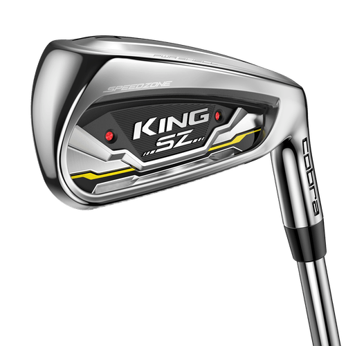 KING SpeedZone Iron Set w/ Steel Shafts