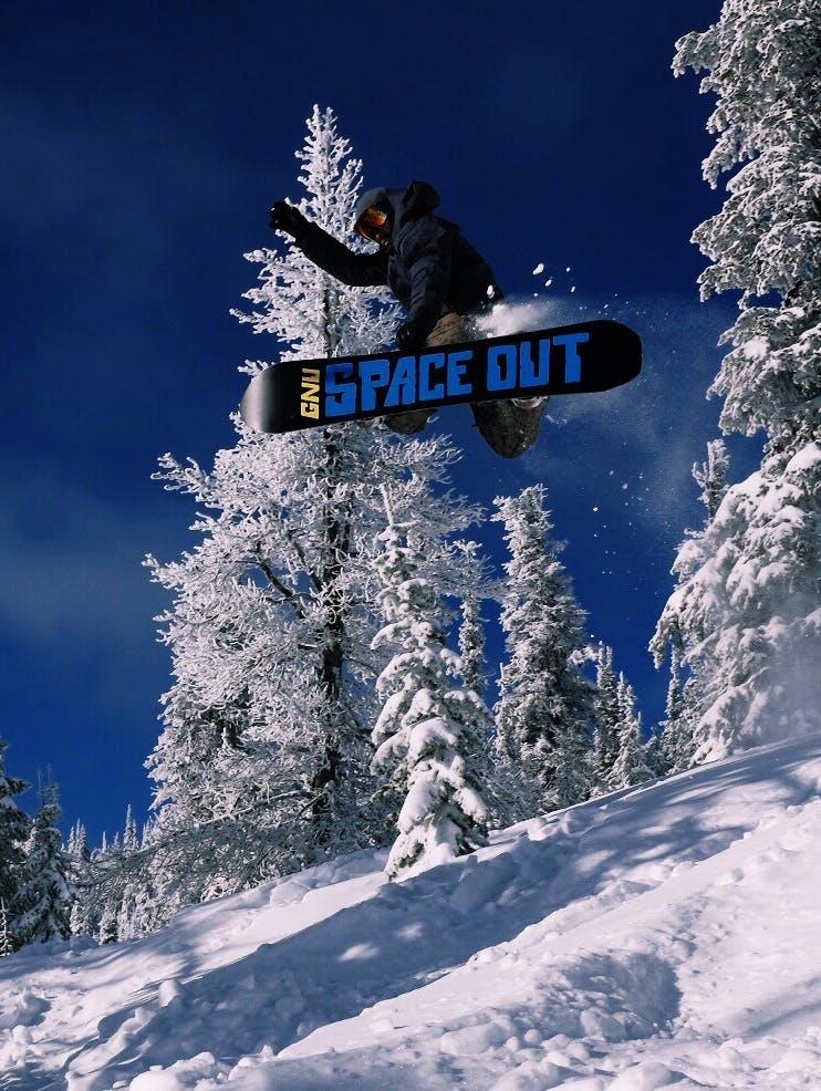 Snowboard Expert Stephen B