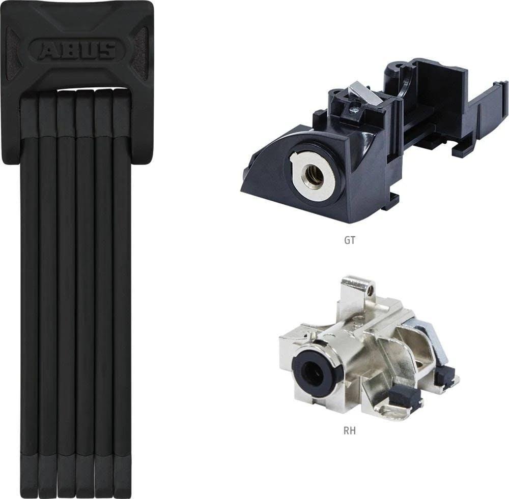 Abus Bordo Plus 6405 Lock - Bosch Battery Frame
