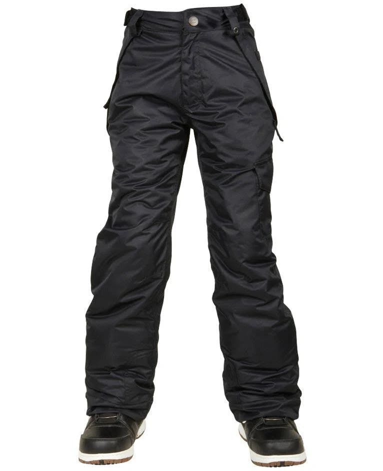 686 Girl's Agnes Insulated Pant Black / XS