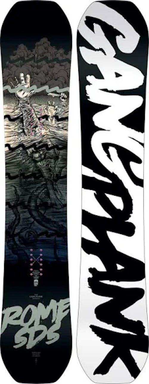 Rome Gang Plank Snowboard 2020