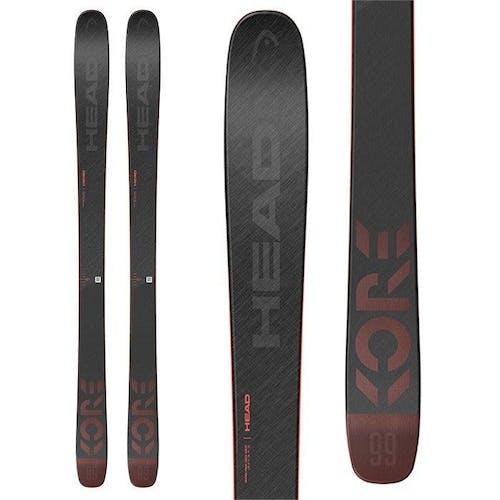 Head Kore 99 Skis