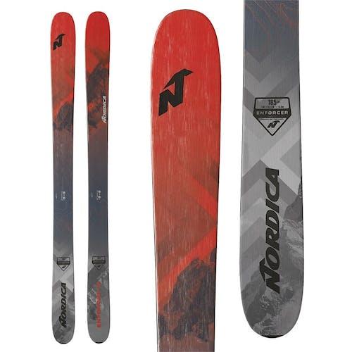 Nordica Enforcer 110 Free Skis · 2020