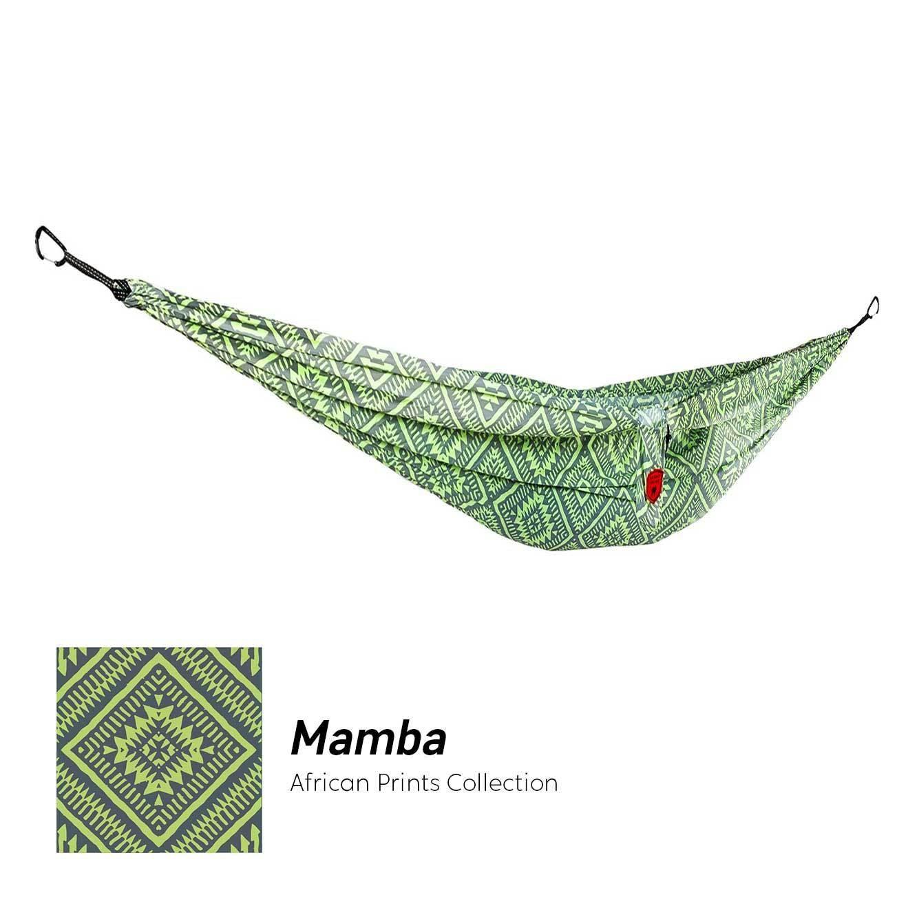 GRAND TRUNK - DOUBLE TRUNK TECH PRINT - Green Mamba