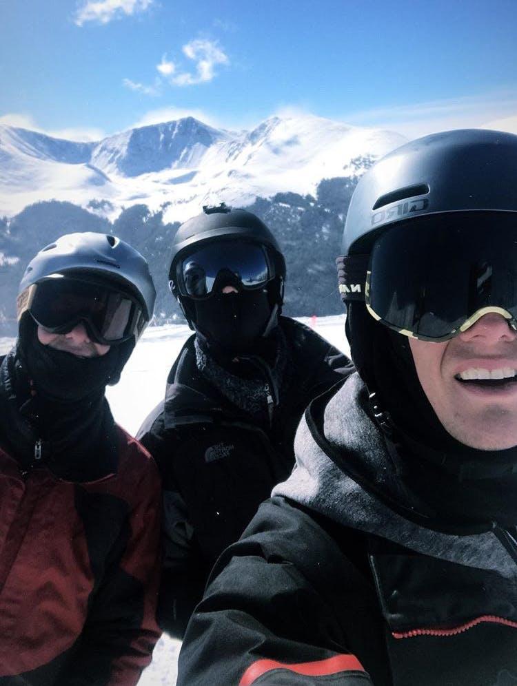 Ski Expert Nathan Hopkins