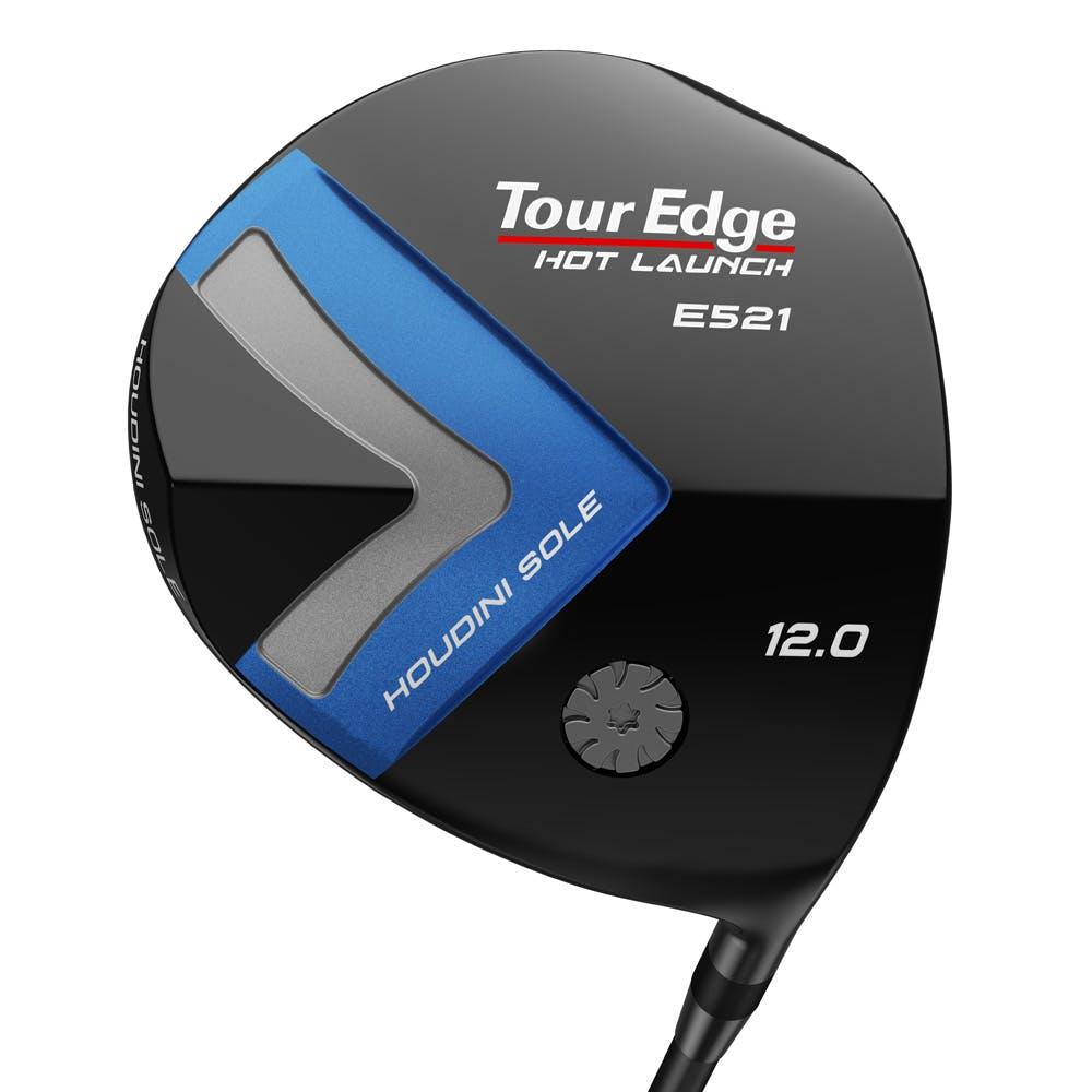 Tour Edge Hot Launch E521 Offset Driver