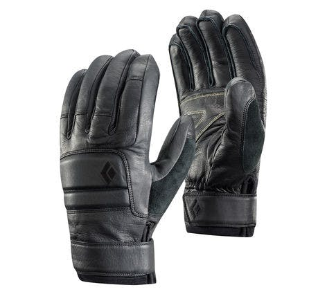 Black Diamond Spark Pro Gloves X-small Smoke