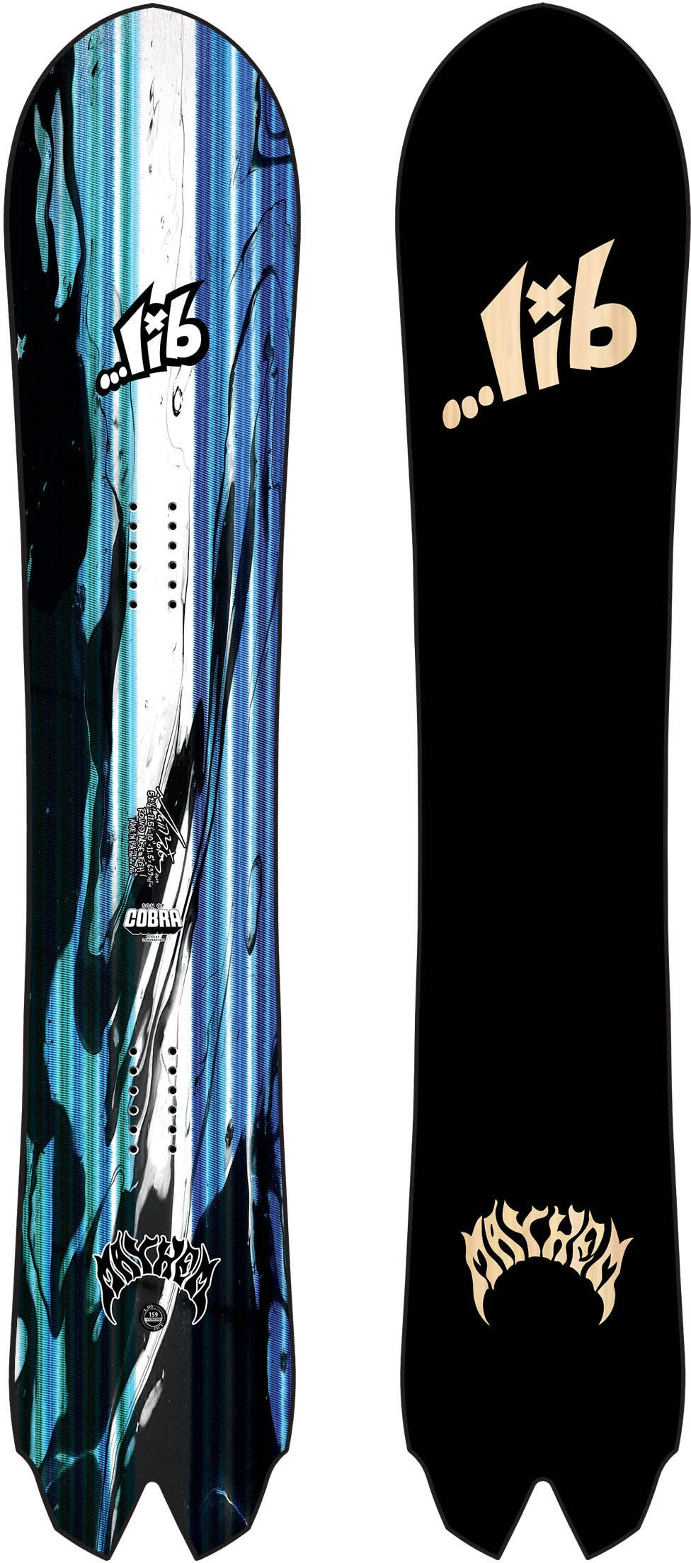 Lib Tech Lost Mayhem Rnf C2X Snowboard · 2020