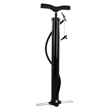 Slime Hand Floor Pump - 2060-A Great for Bike Tires, Inflatables and so much more. A must-have product for every garage!