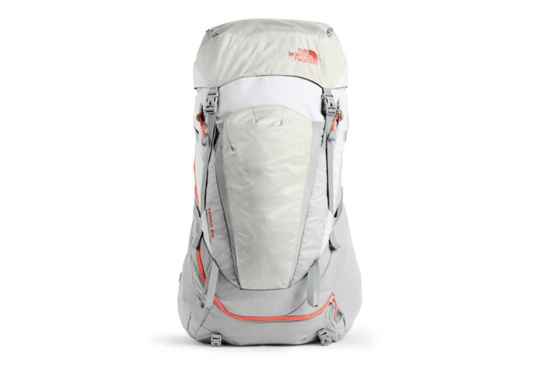 THE NORTH FACE - TERRA 55 PACK - X-SMALL - SM - High Rise Grey/Mid G