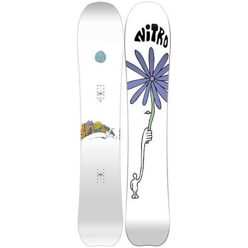 Nitro Mountain X Grif Snowboard · 2021
