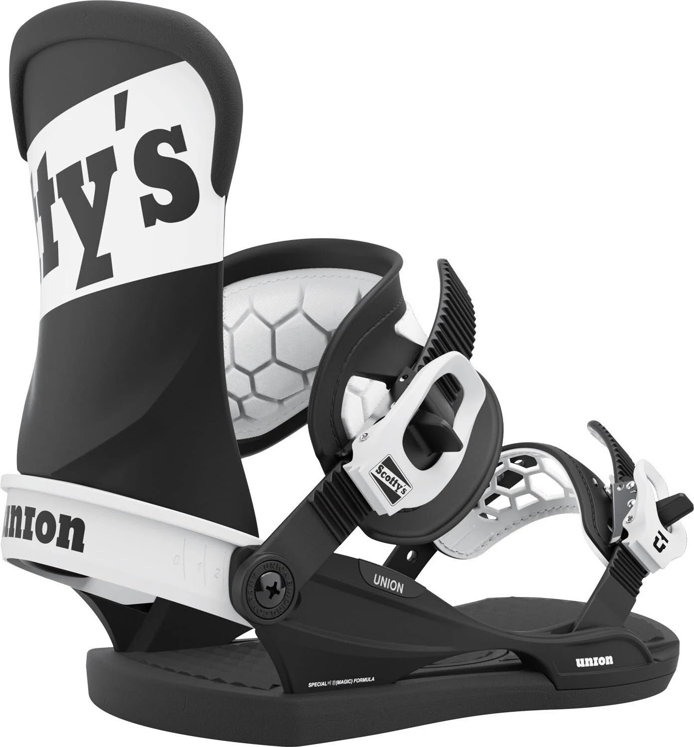 Union Contact Pro Snowboard Bindings · 2021