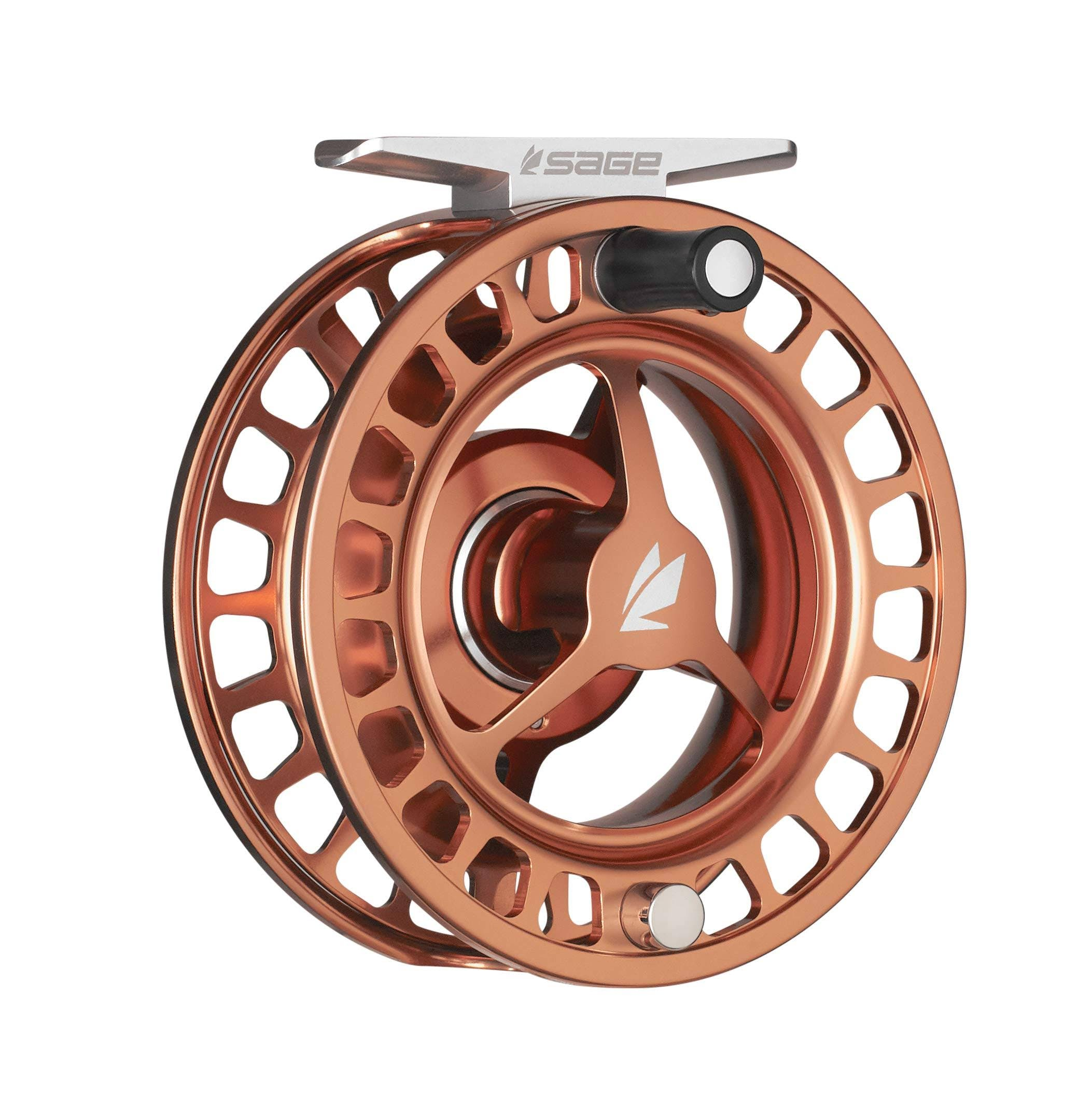 Sage Spectrum Fly Reel - 3/4 - Copper
