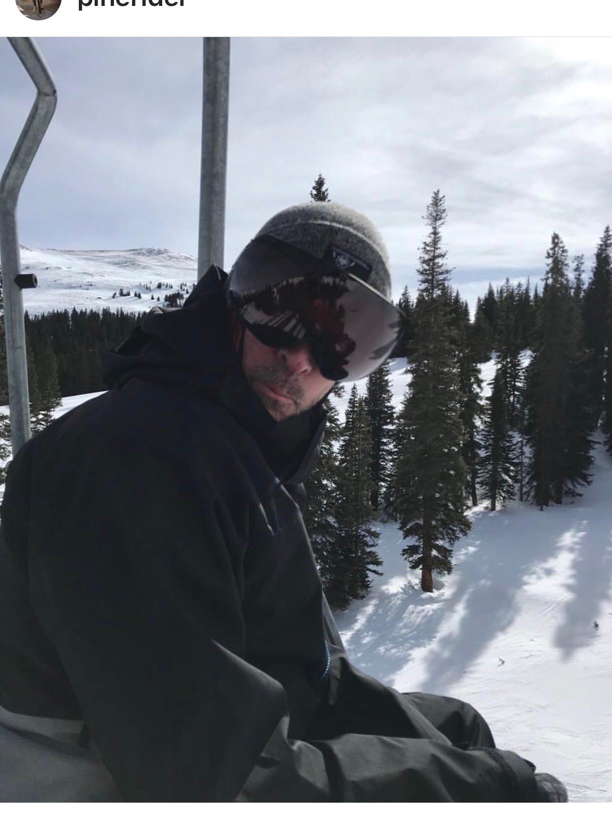 Winter Sports Expert Mike Osborne