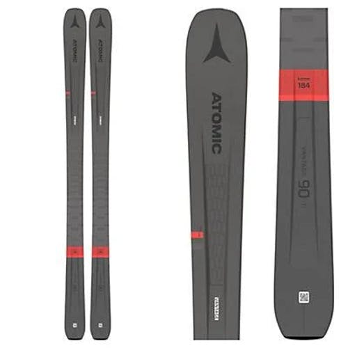 Atomic Vantage 90 TI M Grey/red Skis