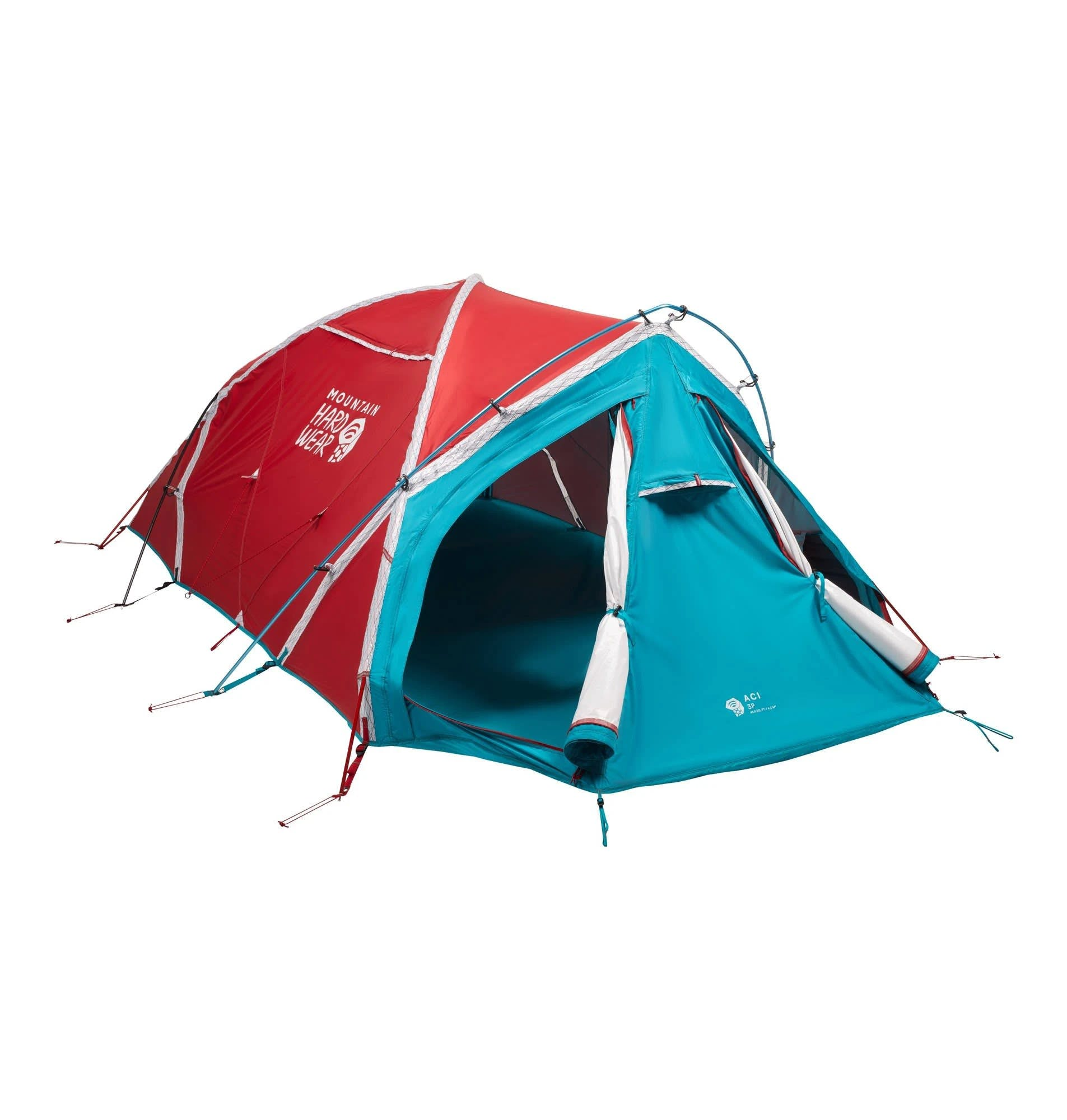 Mountain Hardwear ACI 3 Tent - Alpine Red