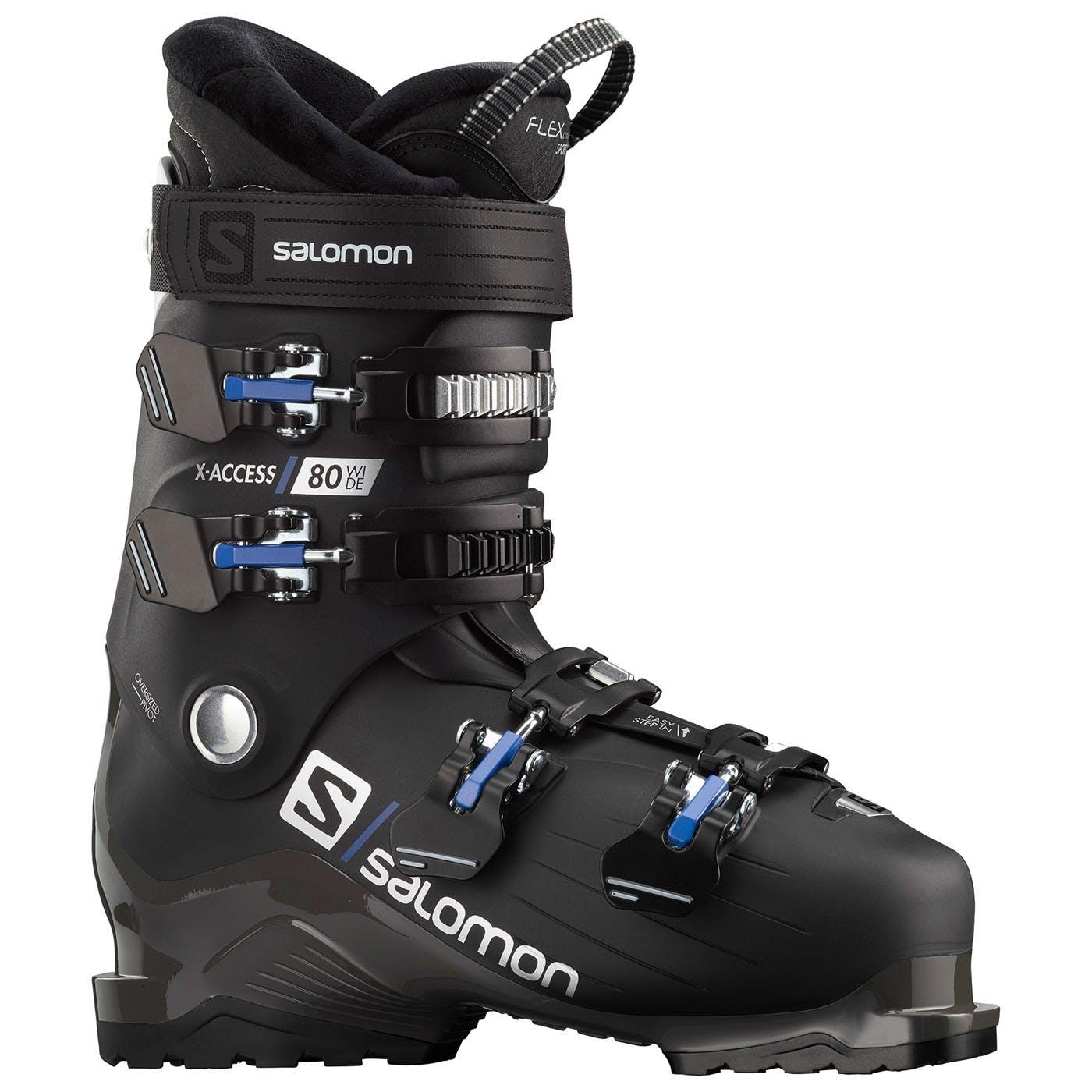 Salomon X Access 80 Wide  Ski Boots 30.5 · 2020