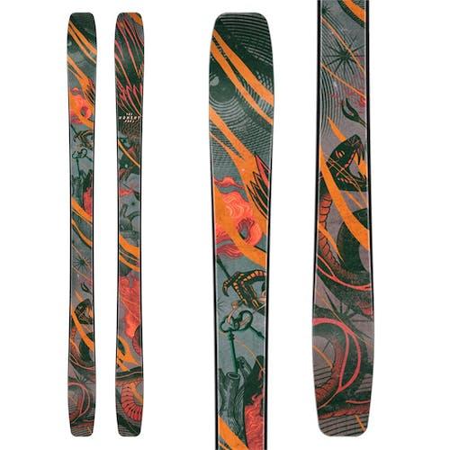 Moment PB&J Skis 2020