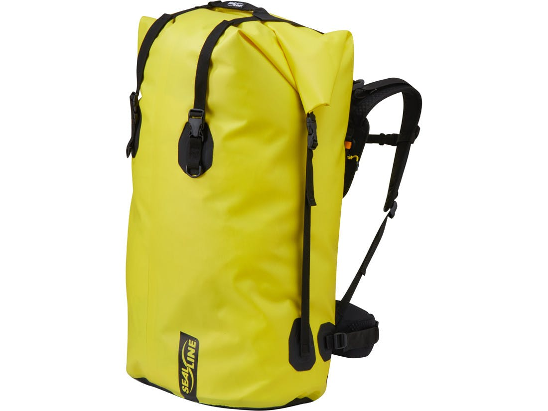 Sealline - Black Canyon Dry Pack - 65 - Yellow