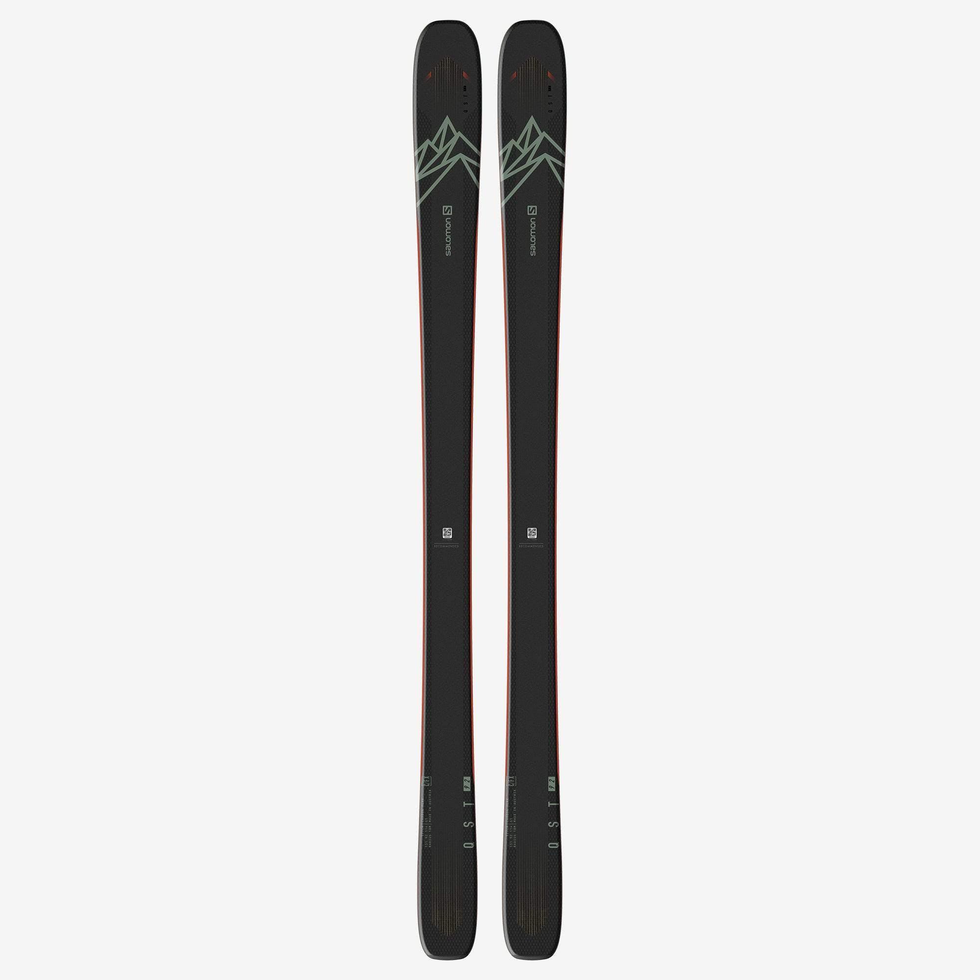 Salomon QST 92 Skis · 2021