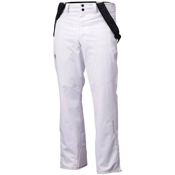 Descente Swiss Team Mens Ski Pants Super White 36