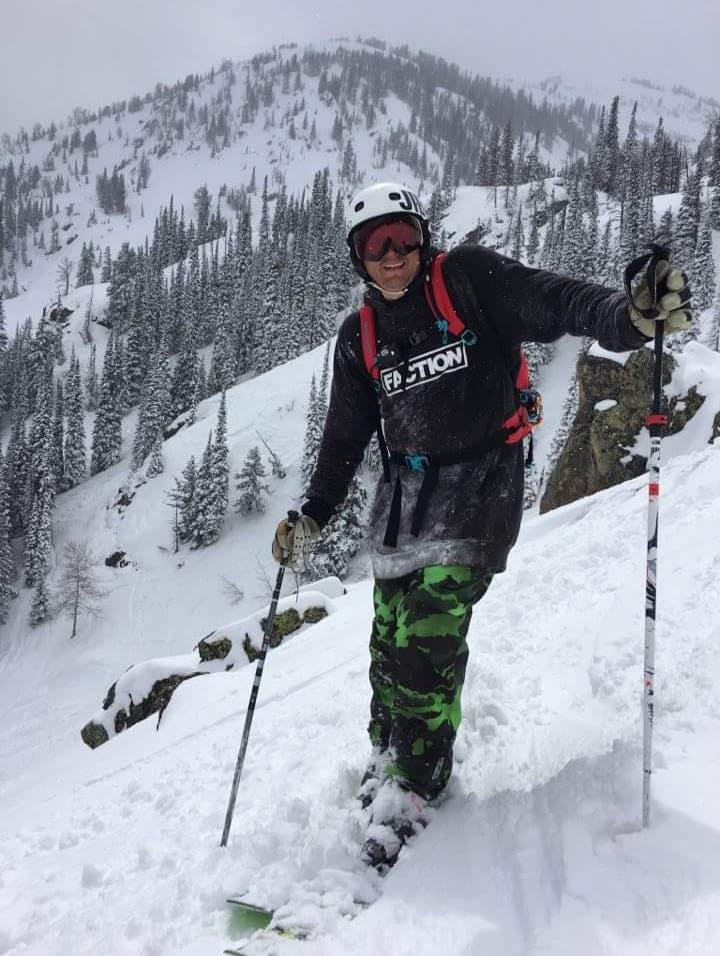 Winter Sports Expert Joe Stevens