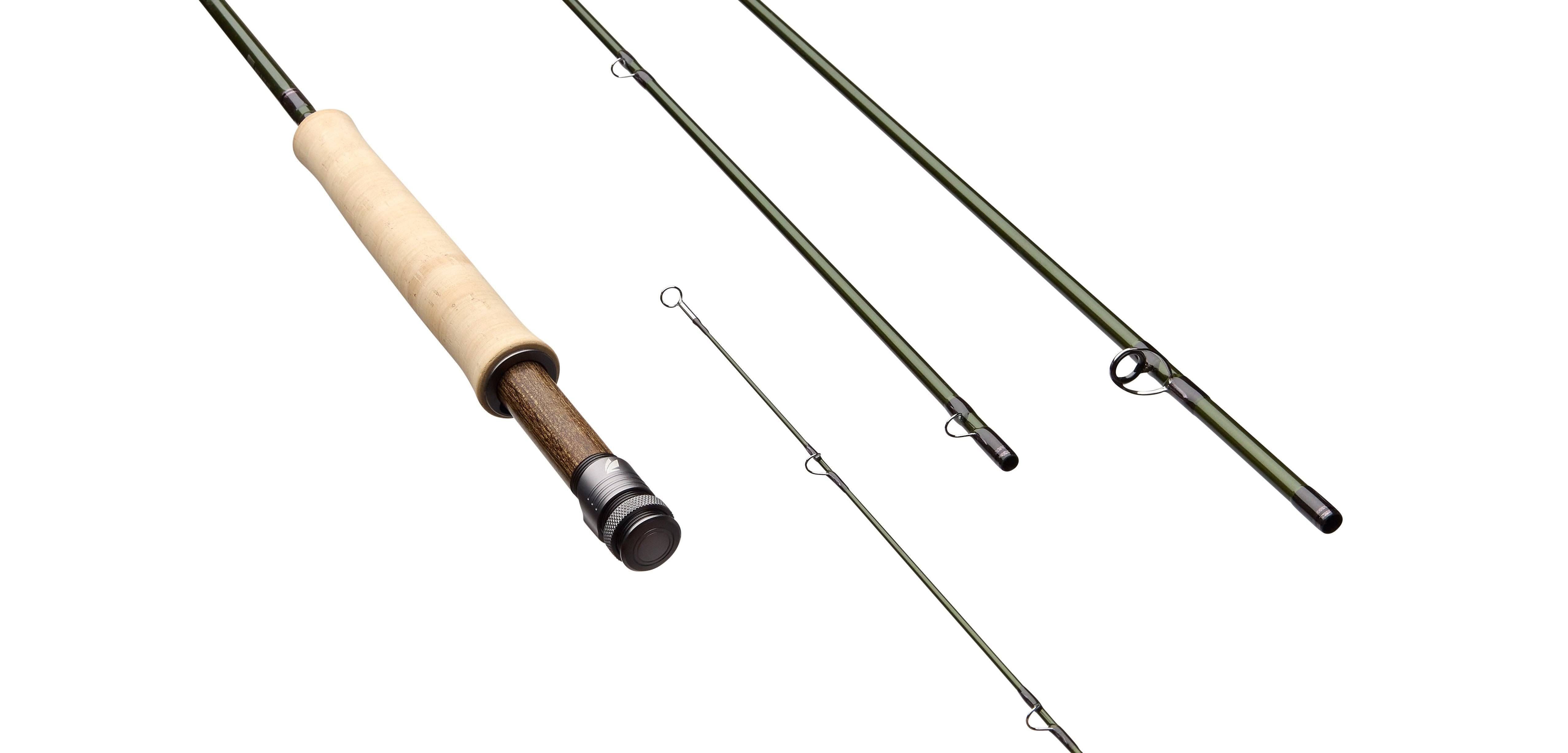 Sage Sonic 9ft 6 in 5wt Fly Rod (596-4)