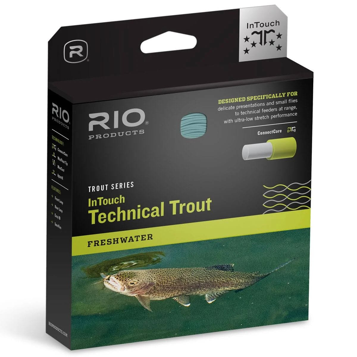 Rio InTouch Technical Trout Fly Line - WF6F