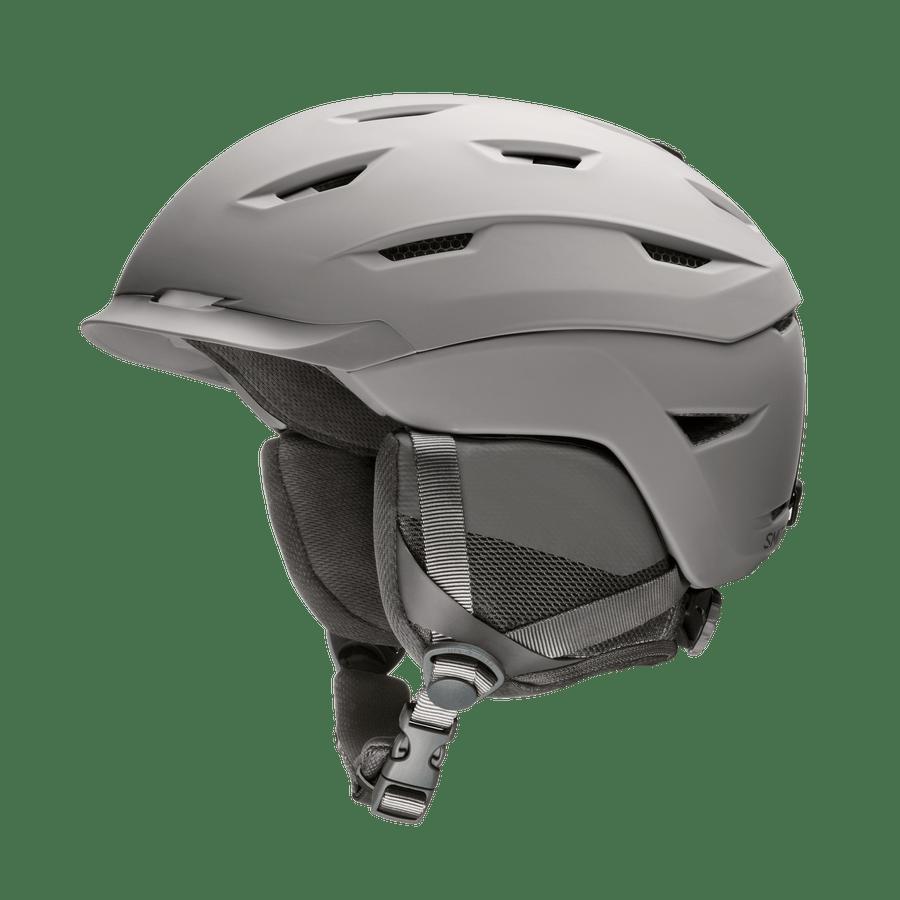 Smith Optics Men's Level Helmet In Matte Cloudgrey Size Medium