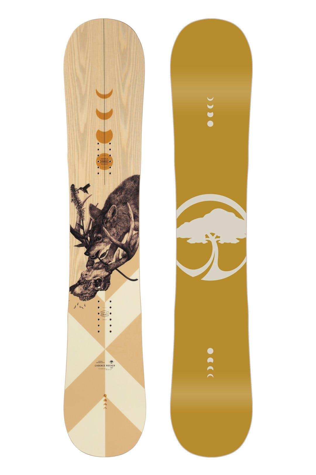 Arbor Cadence Snowboard · 2021