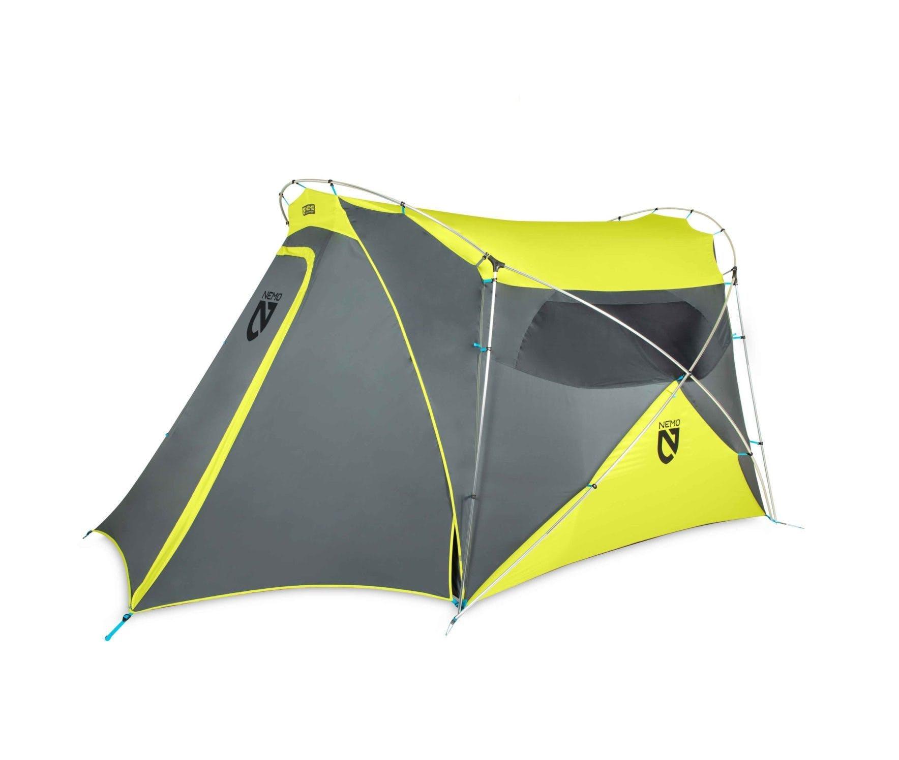 Nemo Wagontop 4P (Goodnight Gray/Lumen) Tent