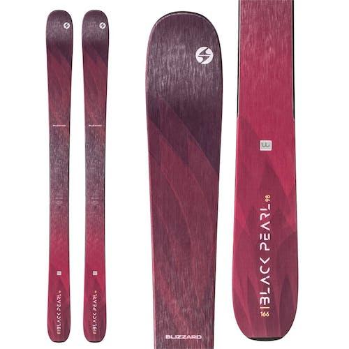 Blizzard Black Pearl 98 Skis · 2020