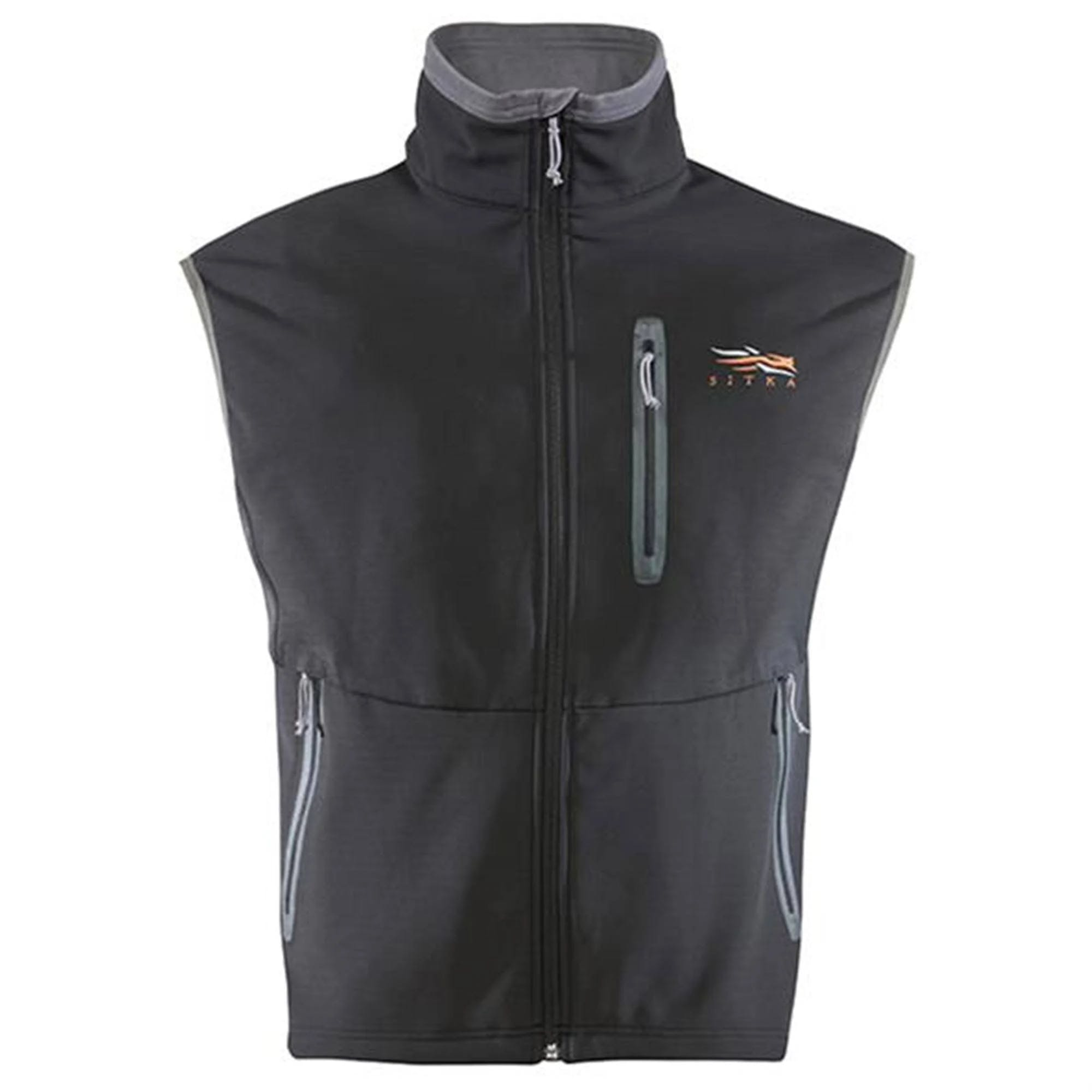 Sitka Jetstream Vest - Black Large