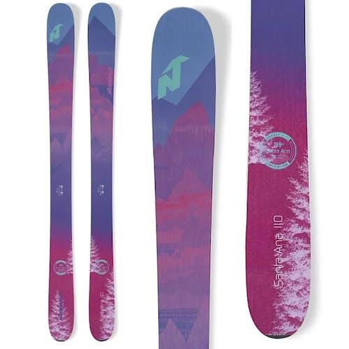 Nordica Santa Ana 110 Women's Skis 2020 169cm