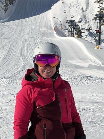 Ski Expert Shannon Walton