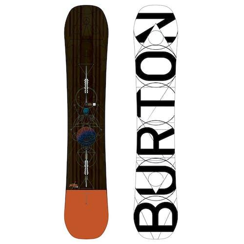 Burton Custom Flying V Snowboard 2018