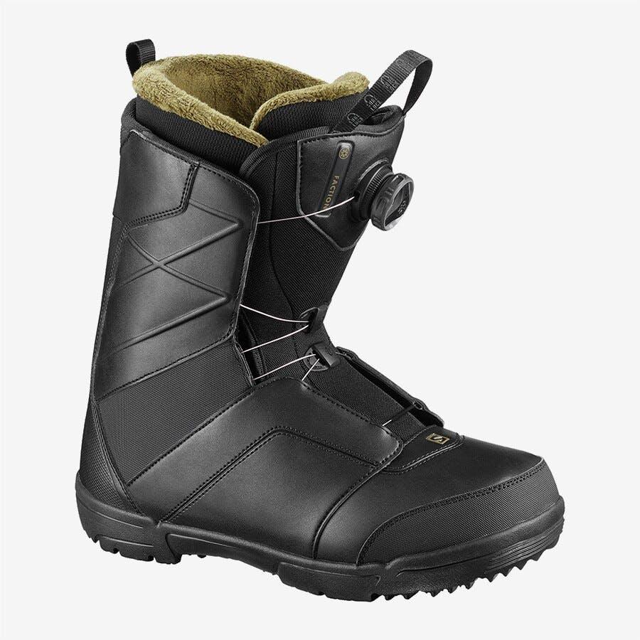 Salomon Men's Faction BOA Snowboard Boots · 2020