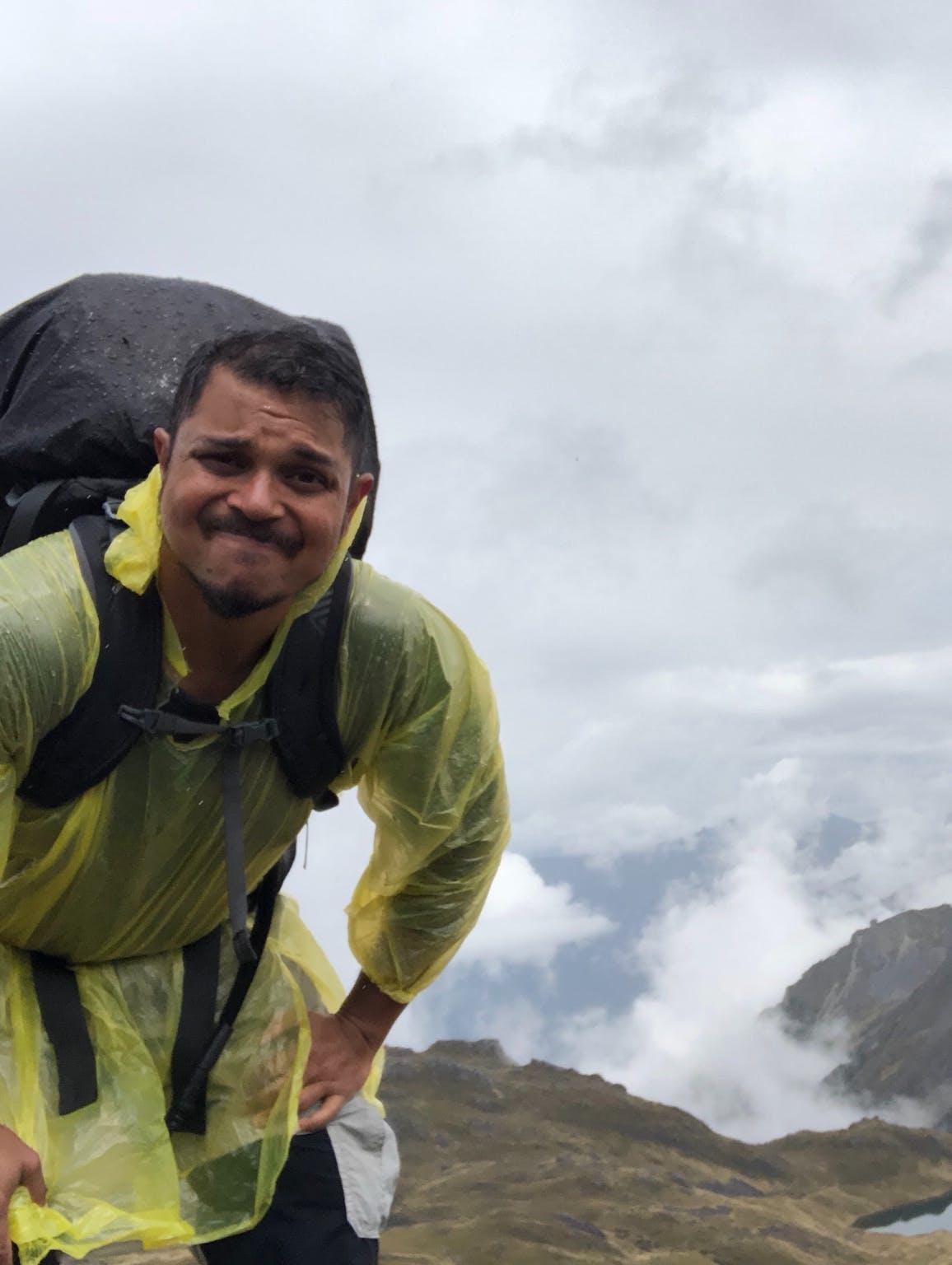 Camping & Hiking Expert Khaldun Mohd