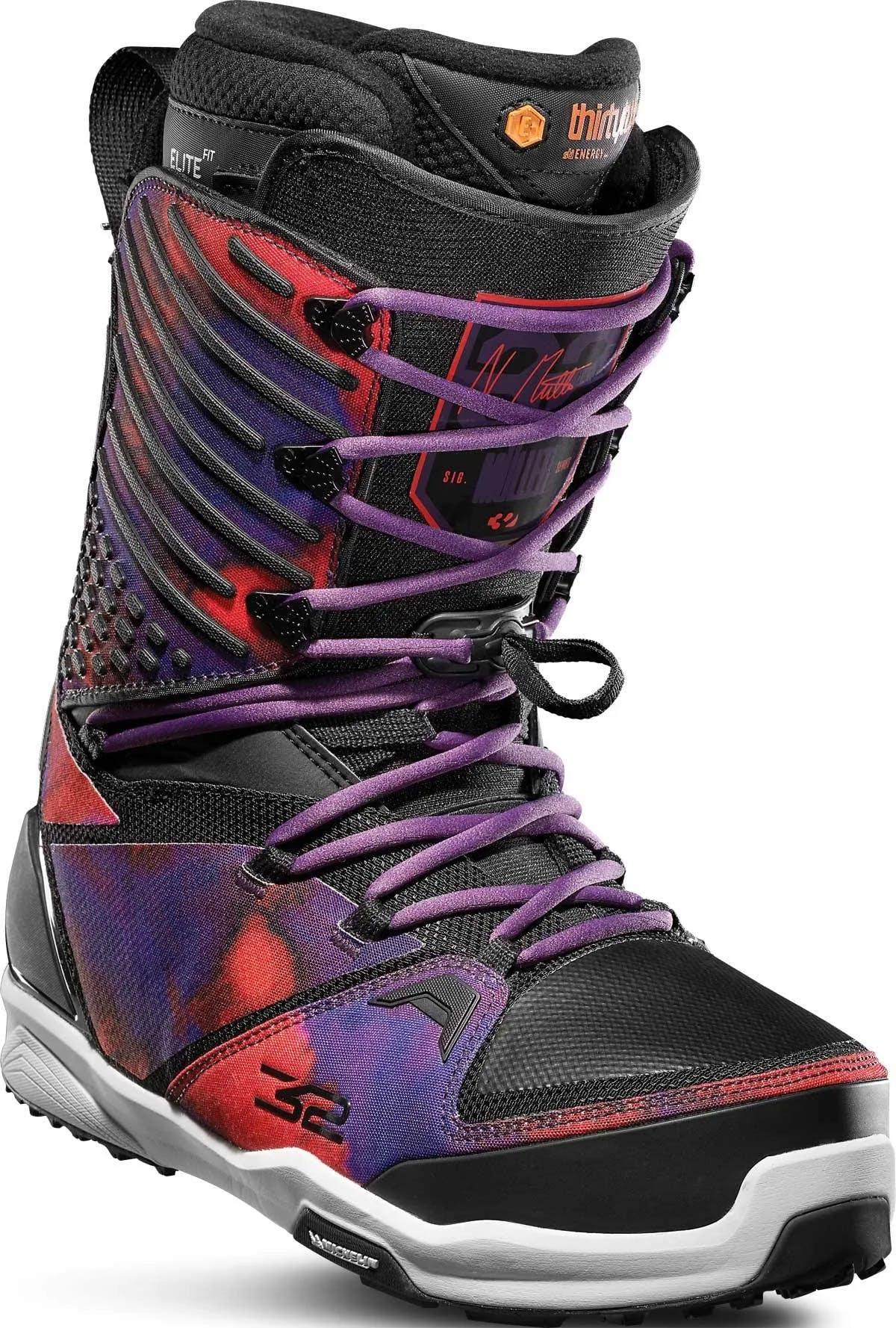 thirtytwo Mullair Tie Dye 10.5 Snowboard Boots